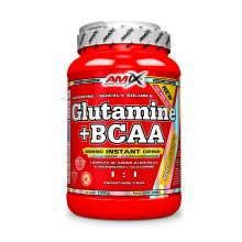 Amix Glutamine + BCAA Powder 1000 g