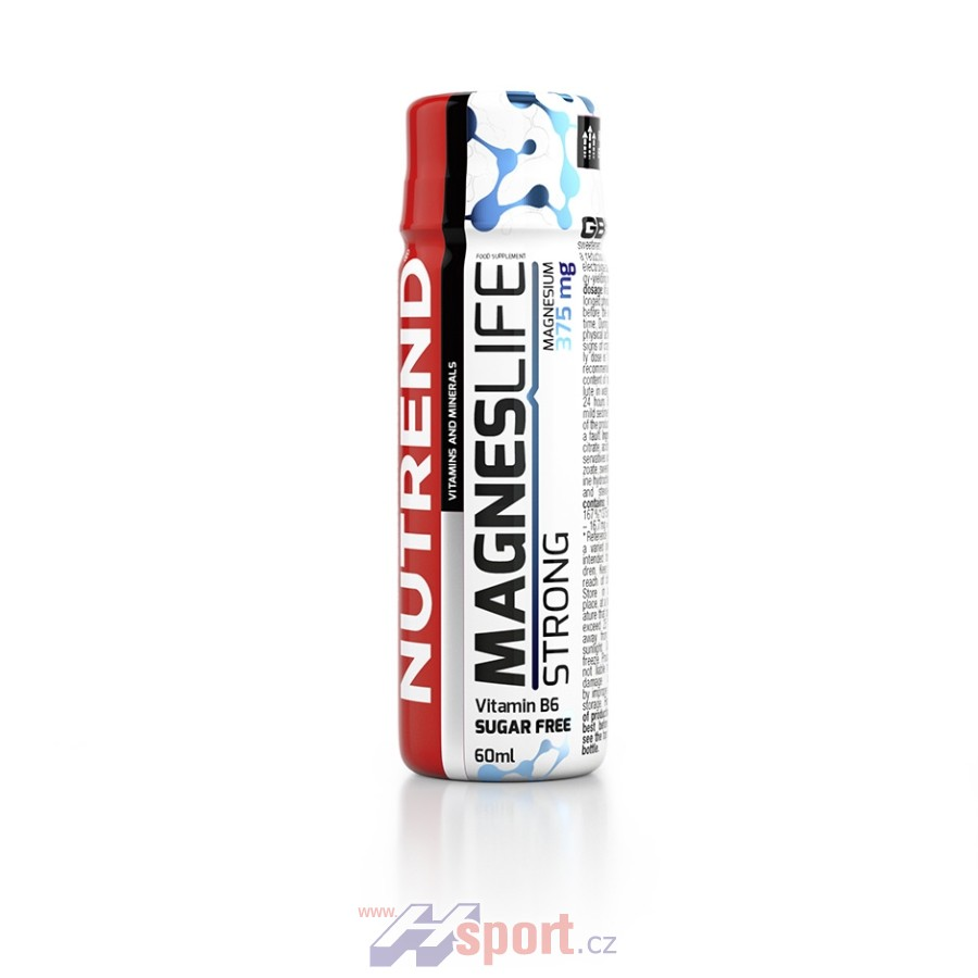 Nutrend Magneslife Strong 375 mg 20x60 ml