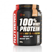 Nutrend 100% Whey Protein 2250 g expirace 04/2018
