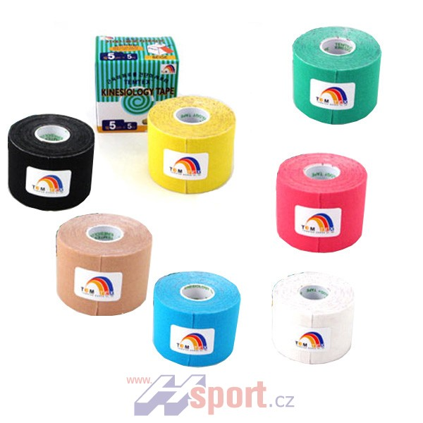 TEMTEX CLASSIC - Kinesiology Tape  5cm x 5m