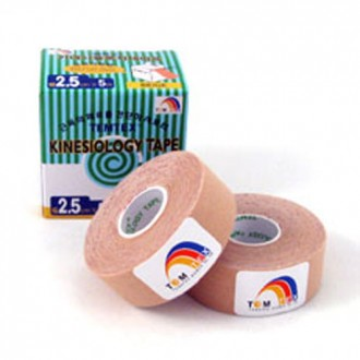 TEMTEX CLASSIC - Kinesiology Tape 2,5cm x 5m