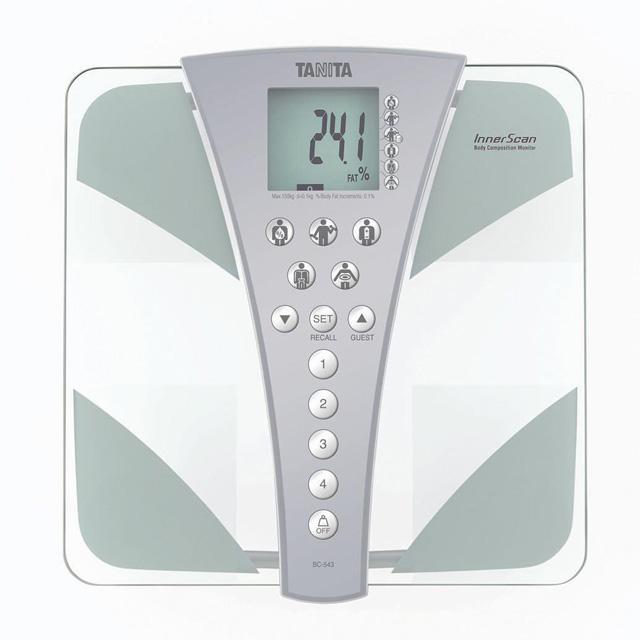 Osobní digitální váha Tanita BC 543