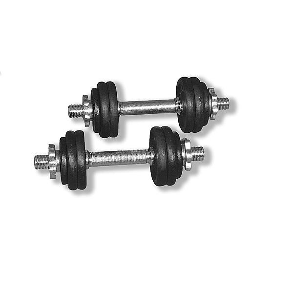 Formerfit Činkový set NC15 2x7,5 kg - 30/350 mm