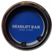 Deadlift bar StrongGear