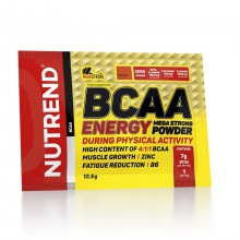 Nutrend BCAA Energy Mega Strong Powder 20x12,5 g