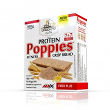 Amix Protein Crisp Bread Poppies 100 g
