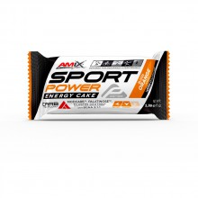 Amix Sport Power Energy Cake bar 45 g s kofeinem
