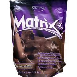 Syntrax Matrix 5.0 2250 g - vanilka