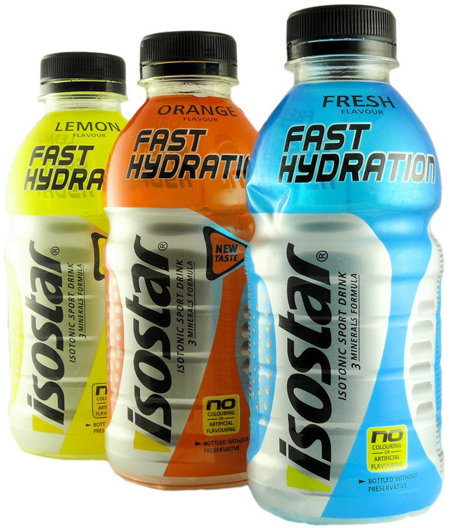 Isostar Fast Hydration 500 ml - fresh