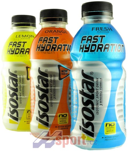 Isostar Fast Hydration 500 ml