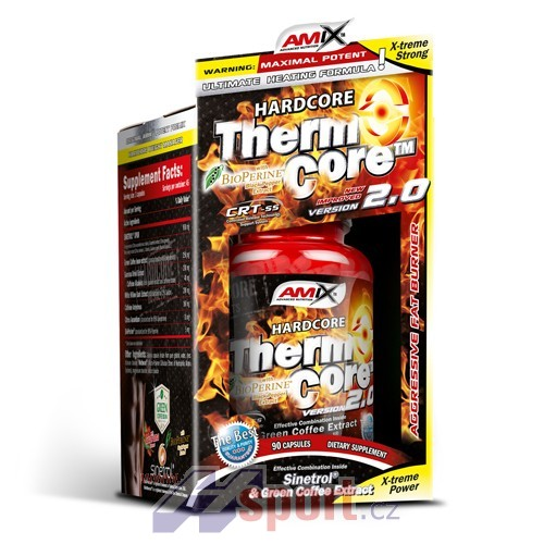 Amix ThermoCore 2.0 90 cps BOX