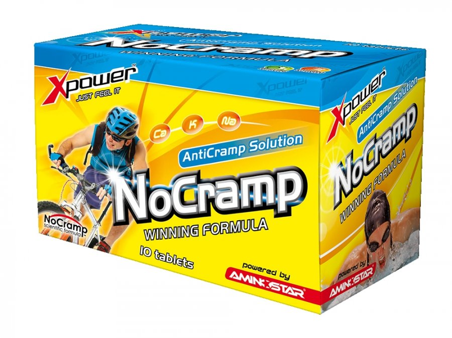 Aminostar Xpower NoCramp 10 kapslí