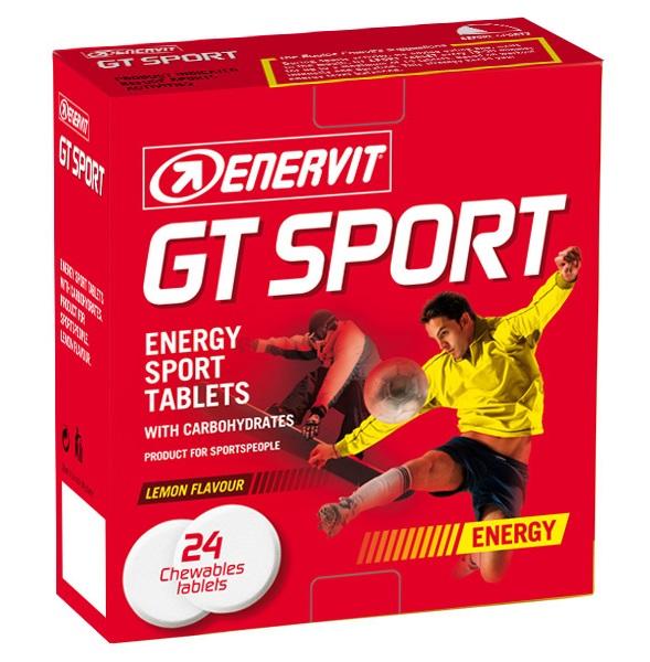 Enervit GT 24 tbl - citron