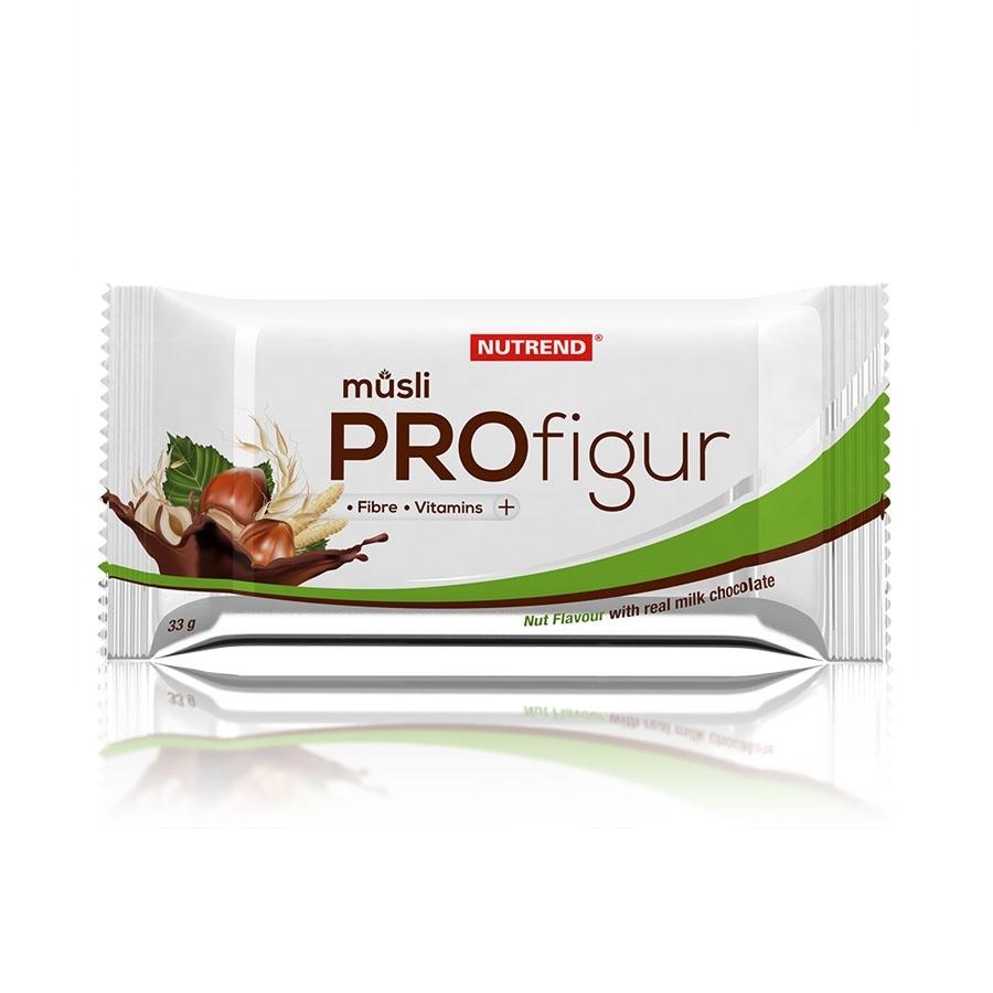 Nutrend ProFigur müsli 33 g - čokoláda