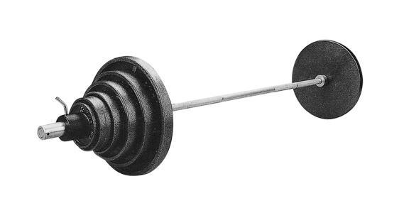 Insportline Olympijská činka BS11 - 140kg