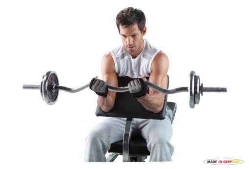 Opěrka na biceps KETTLER - pro Delta XL, Classic, Primus, Alpha Pro