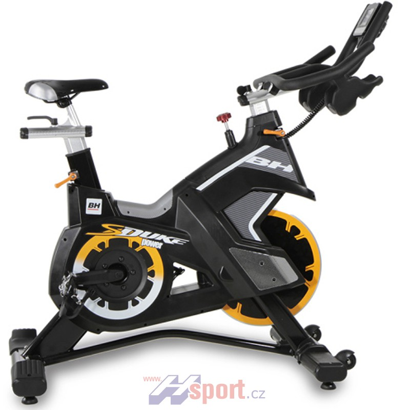 Cyklotrenažér BH Fitness Super Duke Power