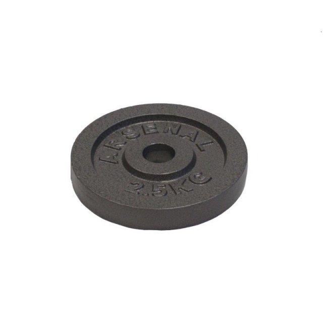 Kotouč litinový Arsenal 25mm/2,5kg