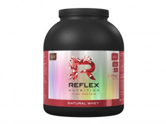 Reflex Nutrition Natural Whey CFM 2270 g