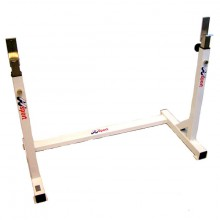 Polohovací lavice Easy + stojan na Bench press