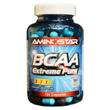 Aminostar BCAA Extreme Pure 120 cps