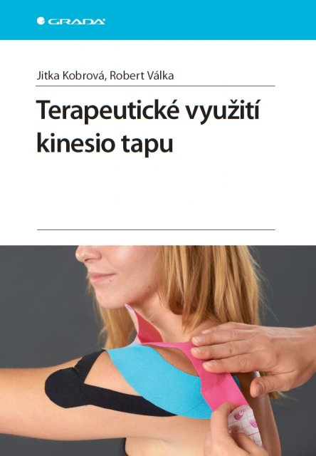 Grada Publishing Terapeutické využití kinesio tapu