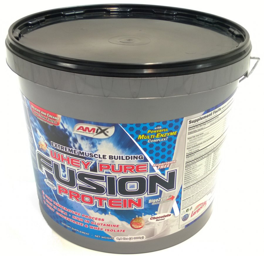 Amix WheyPro FUSION Protein 4000 g - cookies