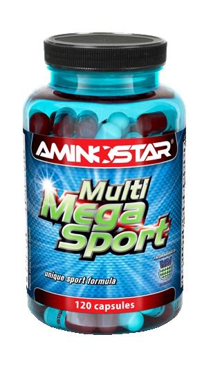 Aminostar Multi Mega Sport 120cps