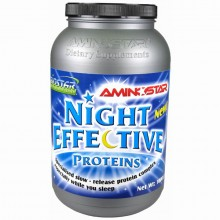 NIGHT EFFECTIVE PROTEINS - původní dóza