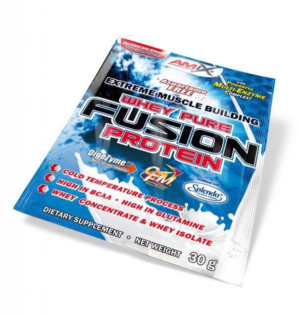 Amix WheyPro FUSION Protein 20 x 30 g - čokoláda