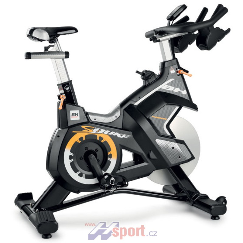 Cyklotrenažér BH Fitness Super Duke Magnetic