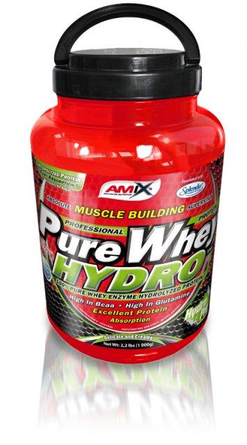 Amix Hydro Pure Hydrolyzate Whey Professional 1000 g - ovocný punč