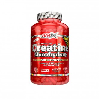Amix Creatine monohydrate 800mg 220cps