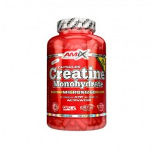 Amix Creatine monohydrate 800mg 500cps