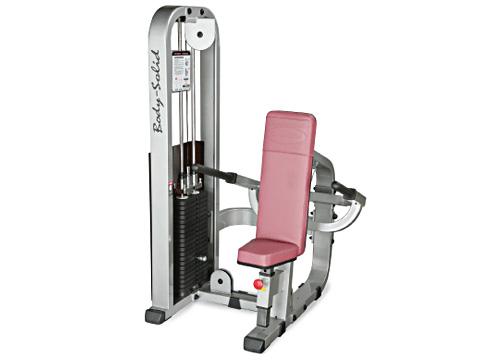 Insportline Posilovač tricepsů BODY-SOLID - STM-1000G/2