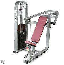 Insportline Posilovací stroj hrudních svalů a paží BODY-SOLID - SIP-1400G/2