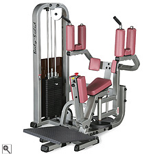Insportline Posilovač svalů horní poloviny těla BODY-SOLID - SOT-1800G/2
