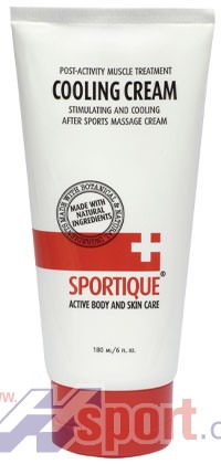 Sportique cooling cream