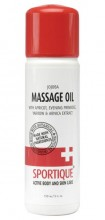 Sportique Massage Oil 150 ml