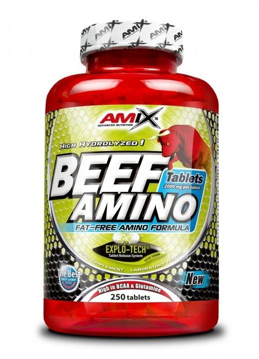 Amix BEEF Amino 250 tbl