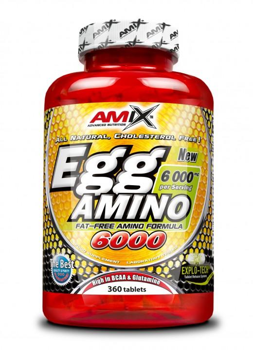 Amix EGG Amino 6000 - 360 tbl