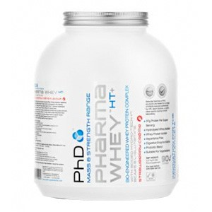 PhD Nutrition Pharma Whey HT+ 2270 g - čokoláda