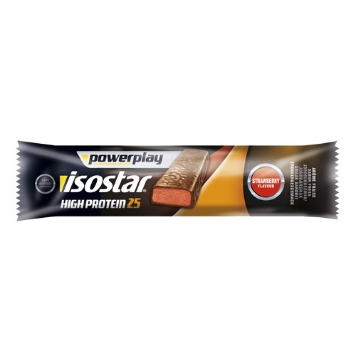 Isostar Powerplay High Protein Bar 35 g - lískový oříšek