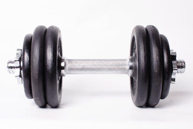 Hsport ČINKOVÝ SET 15 kg - litina
