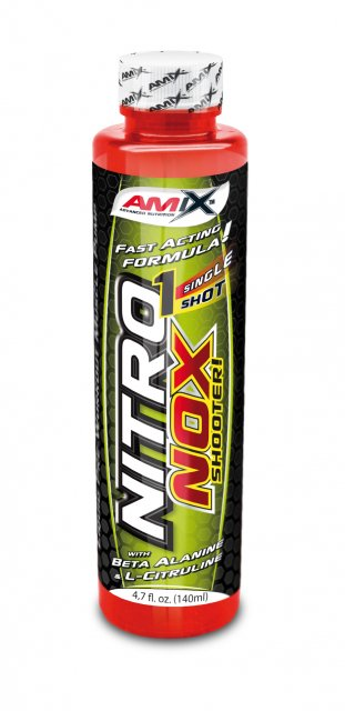 Amix NitroNox Shooter 140ml - pink lemonade