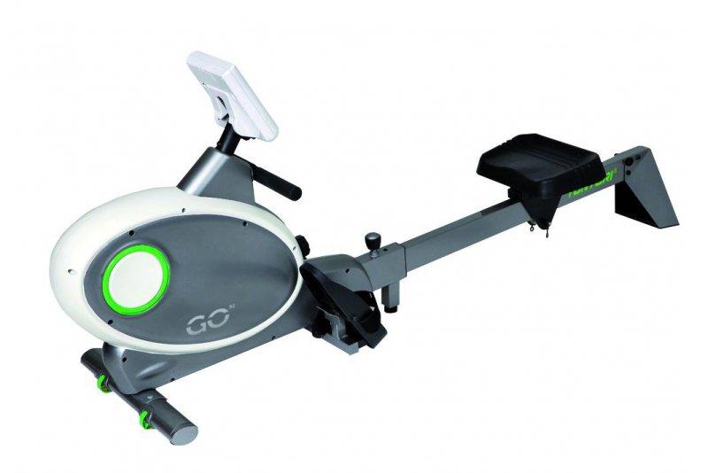 Veslařský trenažer Tunturi GO - Rower GO 30