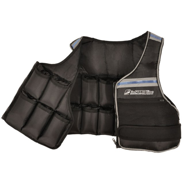 Zátěžová vesta inSPORTline - max 10 kg