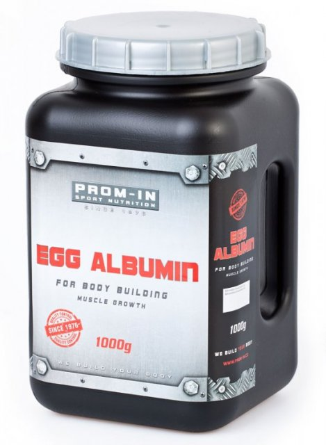 Prom-in EGG Albumin-vaječný bílek 1000 g