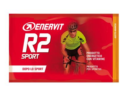 Enervit R2 Sport - sáček 20x50 g - pomeranč