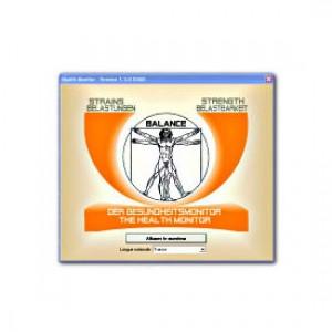 Tanita Software GMON pro BC a UM serii (8 osob)
